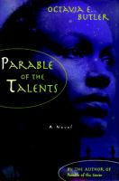 parable fo the talents book cover